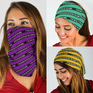 If You Can Read This, You Are Too Close Bandana (3-Pack)