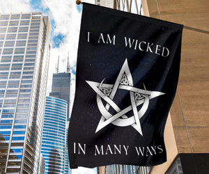 I Am Wicked Flag