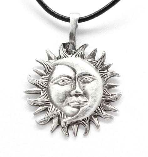 God And Goddess Pendant - The Moonlight Shop