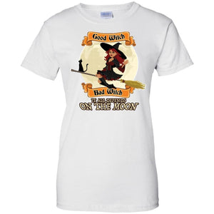 Good Witch Bad Witch Shirt - The Moonlight Shop
