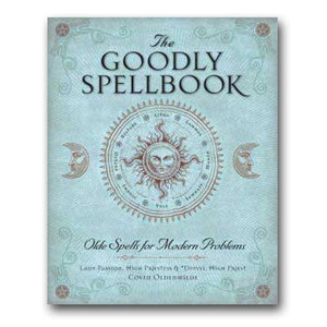 Goodly Spellbook By Lady Passion - The Moonlight Shop