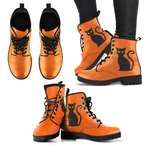 Halloween Cat Boots - The Moonlight Shop