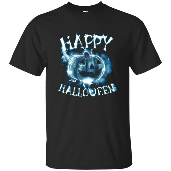 Happy Halloween Ghost Shirt - The Moonlight Shop