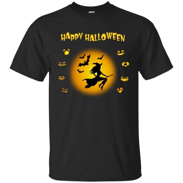 Happy Halloween Shirt - The Moonlight Shop