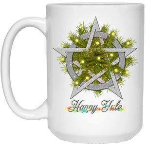 Happy Yule Mug - The Moonlight Shop