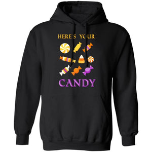 Heres Your Candy Shirt - The Moonlight Shop