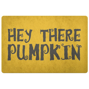 Hey There Pumpkin Doormat - The Moonlight Shop