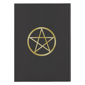 My Book Of Spells Hardcover Journal