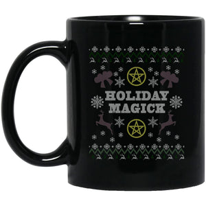 Holiday Magick Ugly Mug - The Moonlight Shop