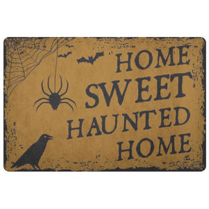 Home Sweet Haunted Home Doormat - The Moonlight Shop
