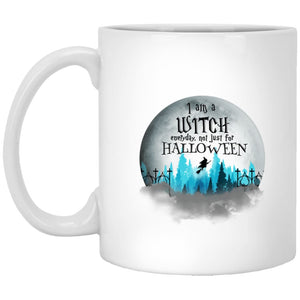 I Am A Witch Everyday Mug - The Moonlight Shop