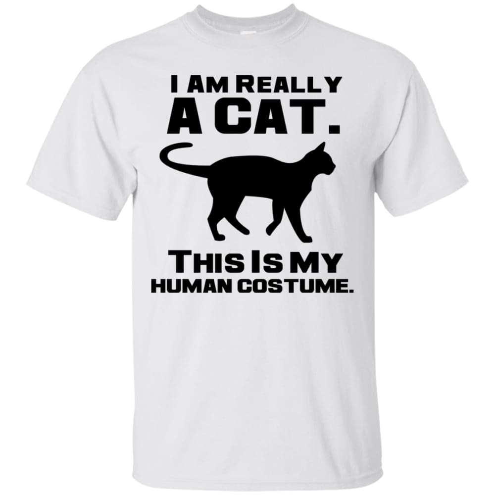 I am Really a Cat Shirt