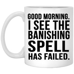 I See The Spell Has Failed Mug - The Moonlight Shop