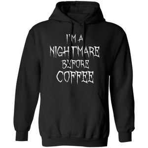 Im A Nightmare Before Coffee Shirt - The Moonlight Shop