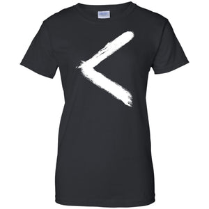 Kenaz Rune Shirt - The Moonlight Shop