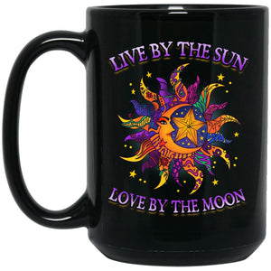 LIVE BY THE SUN MUG (LIMITED RUN) - The Moonlight Shop