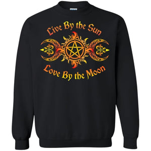 Live By The Sun Shirt - The Moonlight Shop