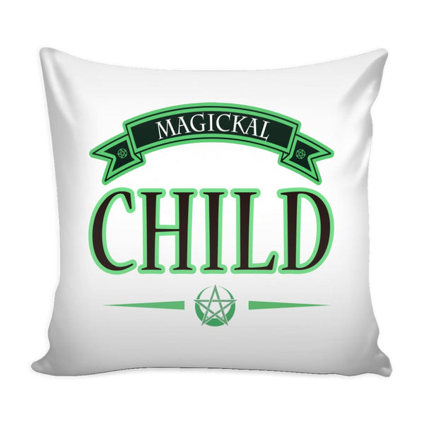 Magickal Child Pillow - The Moonlight Shop