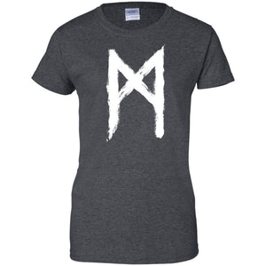 Mannaz Rune Shirt - The Moonlight Shop
