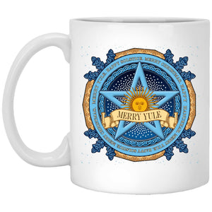 Merry Yule Mug - The Moonlight Shop