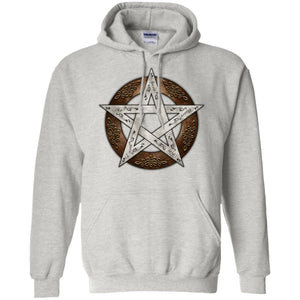 Metal Pentacle Shirt - The Moonlight Shop
