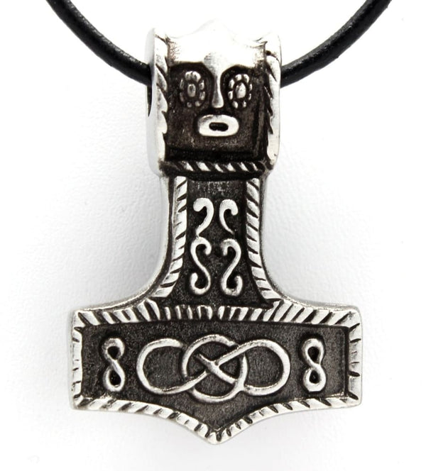 Mjolnir: Thors Hammer Pendant - The Moonlight Shop
