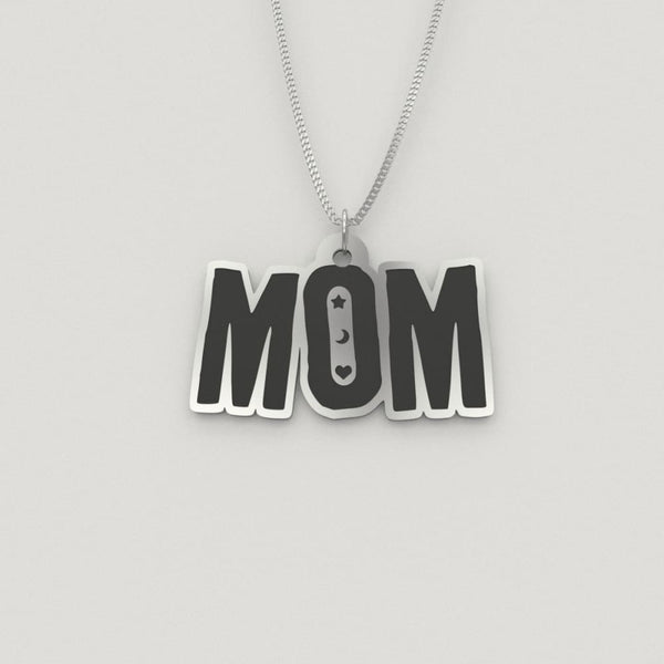 MOM Luxury Necklace - The Moonlight Shop