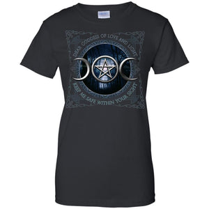 Moon Goddess Of Love And Light Shirt - The Moonlight Shop