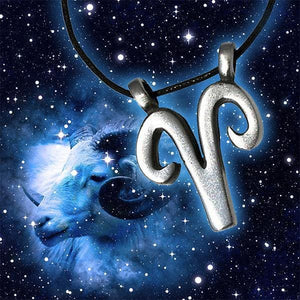 Moonlight Zodiac Necklace - The Moonlight Shop