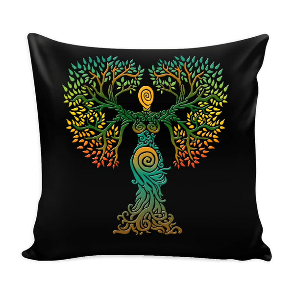 Mother Goddess Pillow - The Moonlight Shop