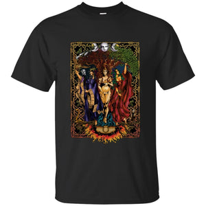Mother Maiden Crone Shirt - The Moonlight Shop