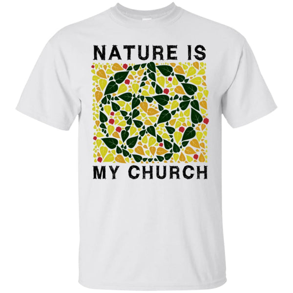 Nature Is My Church Shirt - The Moonlight Shop