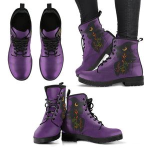 Nature Witch Handcrafted Boots - The Moonlight Shop