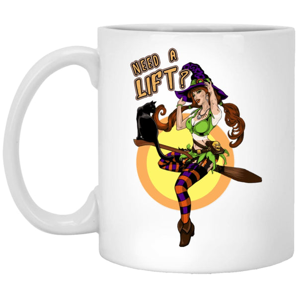 Need A Lift Mug - The Moonlight Shop