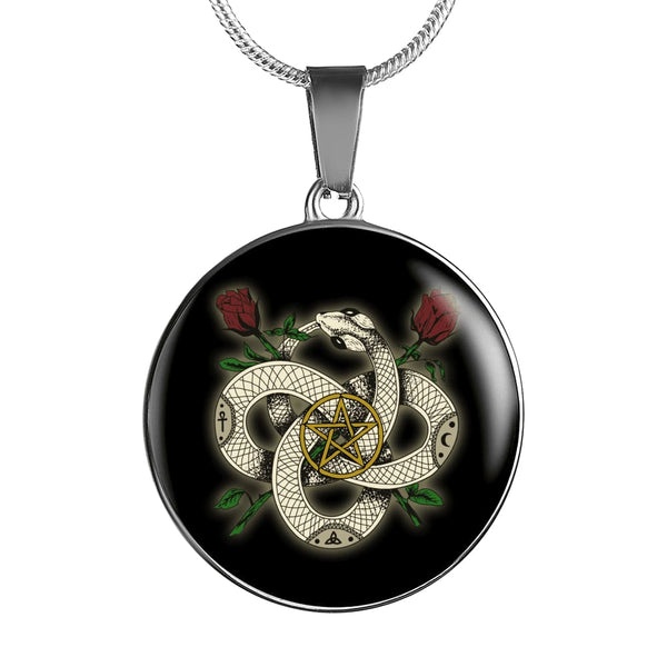 New Beginnings Luxury Necklace - The Moonlight Shop