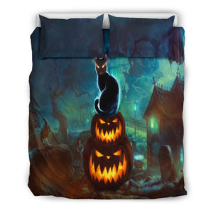 NP Halloween Bedding Set - The Moonlight Shop