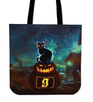 NP Halloween Tote Bag - The Moonlight Shop