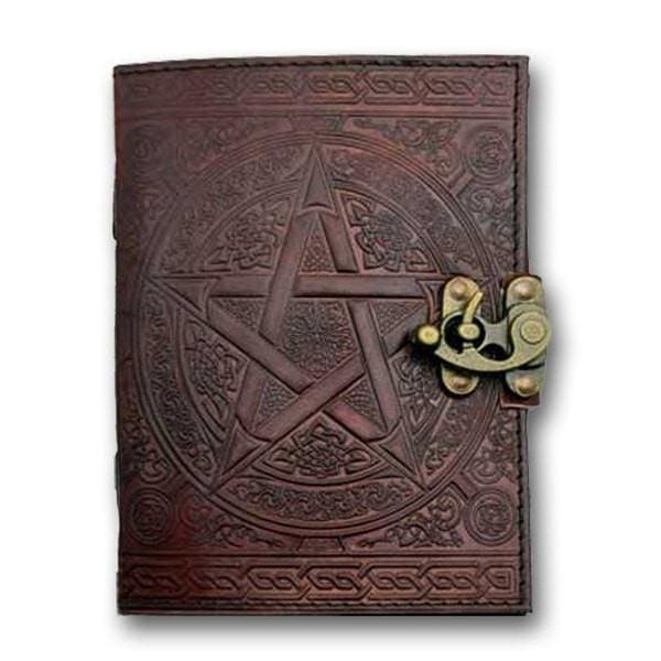 Pentacle Book Of Shadows - The Moonlight Shop