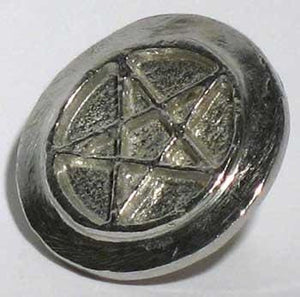 Pentacle Cookie Stamp - The Moonlight Shop
