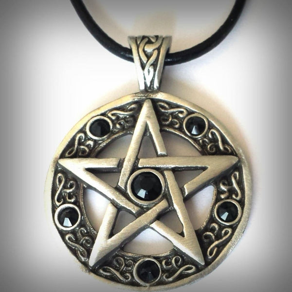 Pentacle of the Black Onyx