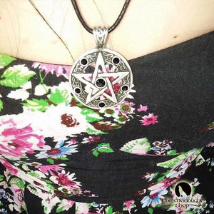 Pentacle of the Black Onyx - Special Offer - The Moonlight Shop