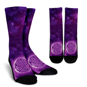 Pentacle Socks - The Moonlight Shop