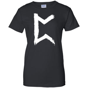 Perthro Rune Shirt - The Moonlight Shop