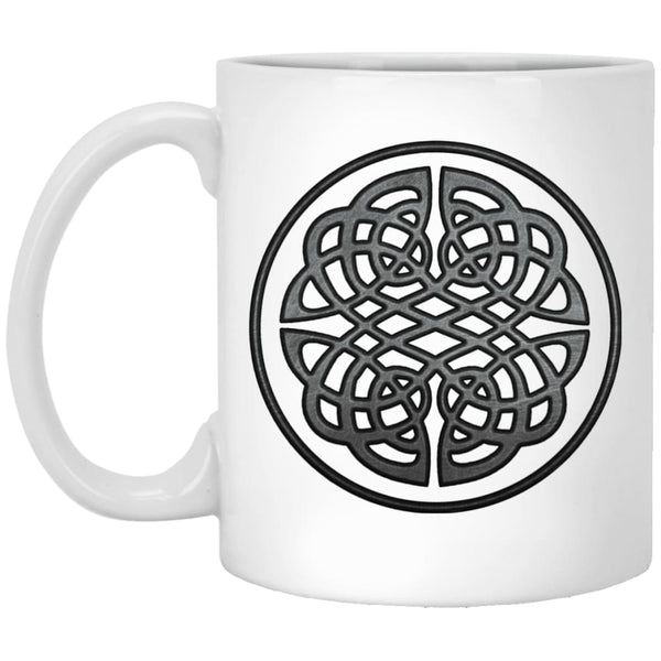 Protective Knotwork Mug - The Moonlight Shop