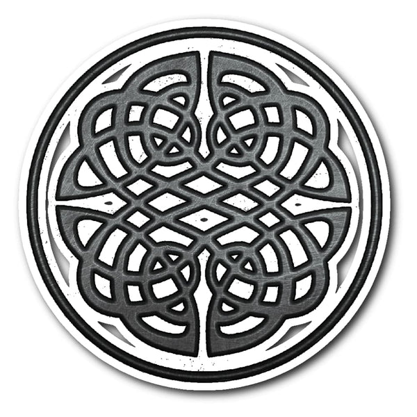 Protective Knotwork Sticker - The Moonlight Shop
