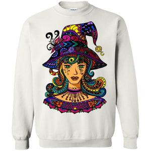 Psychedelic Witch Shirt - The Moonlight Shop
