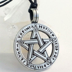 Runes Of Divination Necklace - The Moonlight Shop