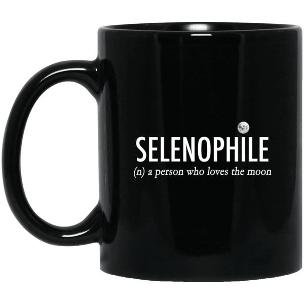 Selenophile Mug - The Moonlight Shop