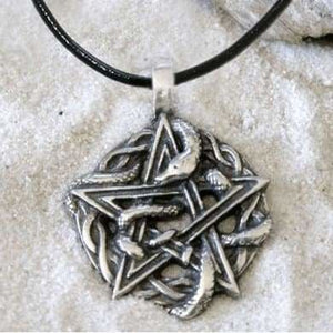 Serpent Of Protection Necklace - Upgrade Offer - The Moonlight Shop