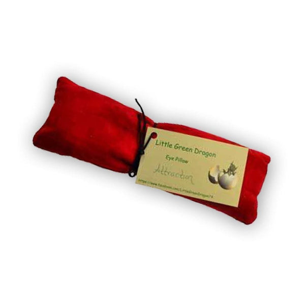 Silky Soft Attraction Eye Pillow - The Moonlight Shop